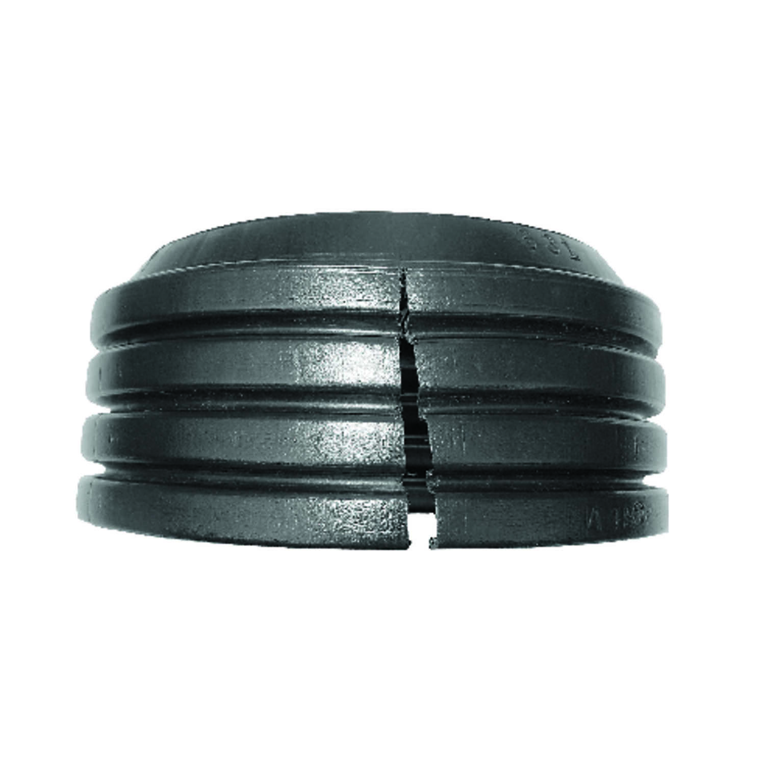 ADS  6 in. Snap   Polyethylene  Cap