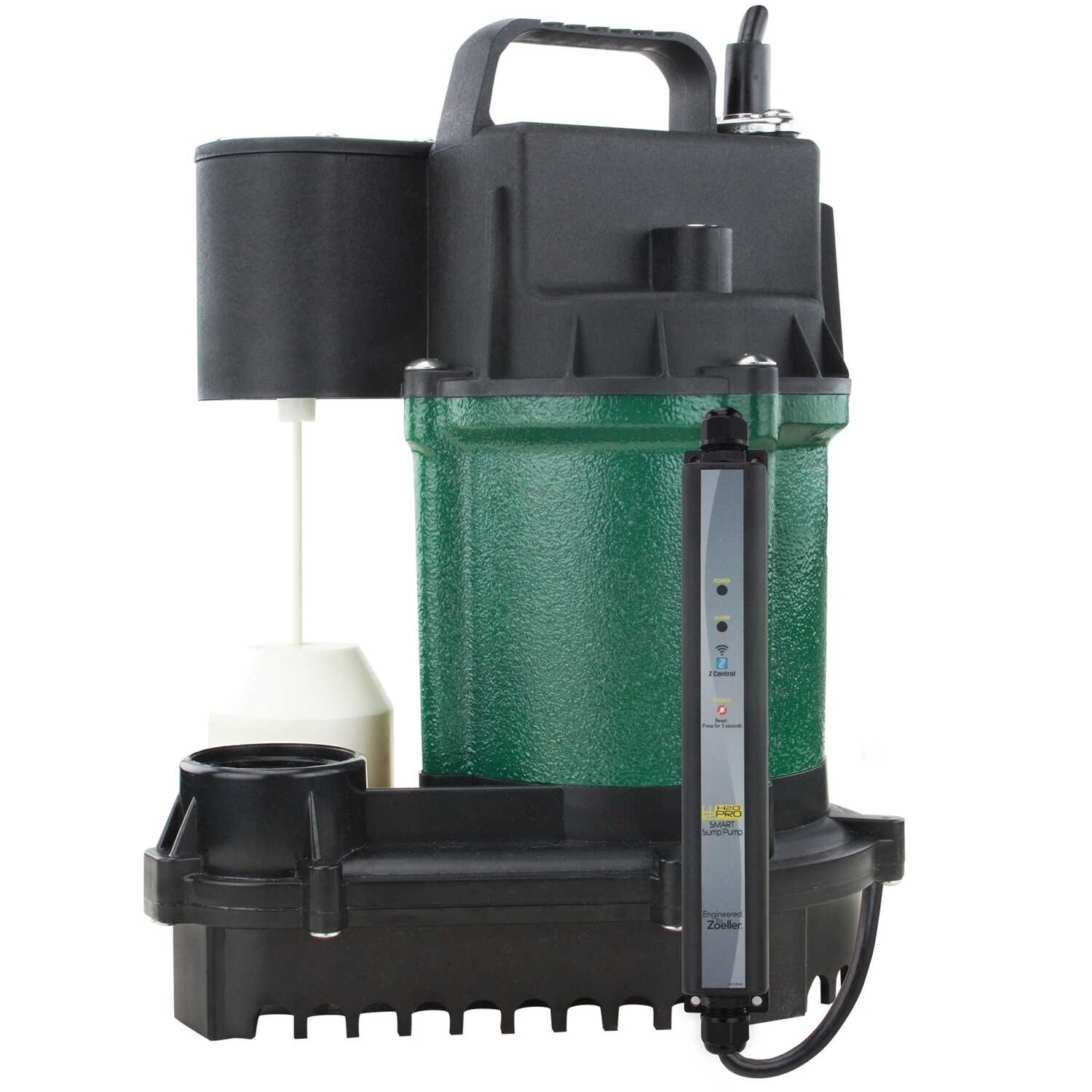 Star Water Systems  H2O RO Smart Pump  3/4 hp 4320 gph Cast Iron  Submersible Sump Pump