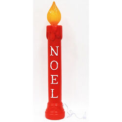Union Products  Plug-In  Noel Candle  Christmas Decoration