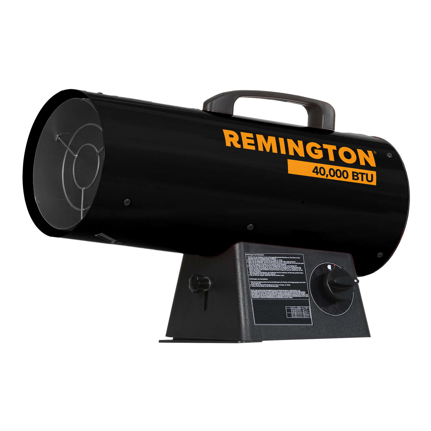 Remington  1,000 sq. ft. Propane  Fan Forced  Heater  40,000 BTU