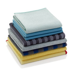 E-Cloth Home Cleaning Microfiber Cleaning Cloth 8 pk