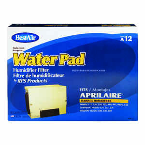 BestAir  Replacement Water Pad  For Specific Aprilaire Humidifiers