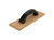 Marshalltown  3.5 in. W x 16 in. L seasoned Mahogany  Hand Float  Smooth