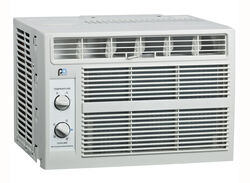 Perfect Aire 5000 BTU 12.25 in. H x 16 in. W 100-150 sq. ft. Window Air Conditioner