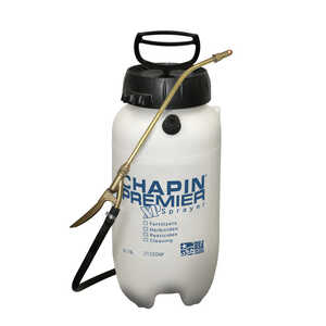 Chapin  Premier Pro+  Adjustable Spray Tip Tank Sprayer  2 gal.
