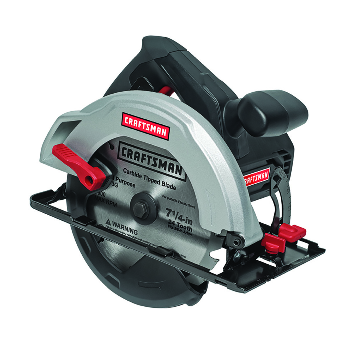 Craftsman 12 amps circular saw corded 5500 rpm 7 14 in ace hardware craftsman 12 amps circular saw corded 5500 rpm 7 14 greentooth Images