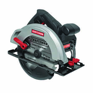 Craftsman  12 amps Circular Saw  Corded  5500 rpm 7-1/4 in.