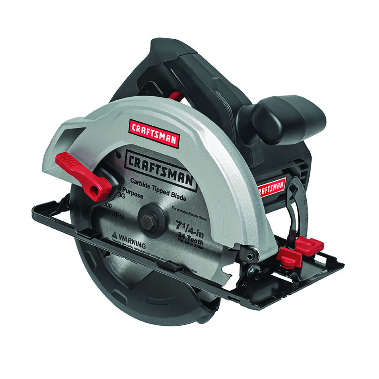Craftsman 7 14 In 12 Amps Corded Circular Saw 5500 Rpm Ace Hardware