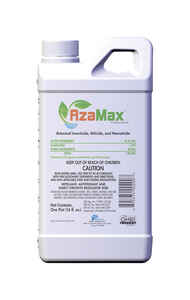 General Hydroponics  AzaMax  Organic Botanical Insecticide  1 pt.