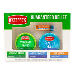 O'Keeffe's Hand, Feet and Lip Skin Care