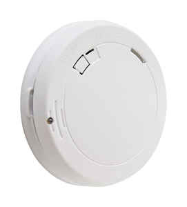First Alert  Battery  Photoelectric  Smoke Alarm with Escape Light
