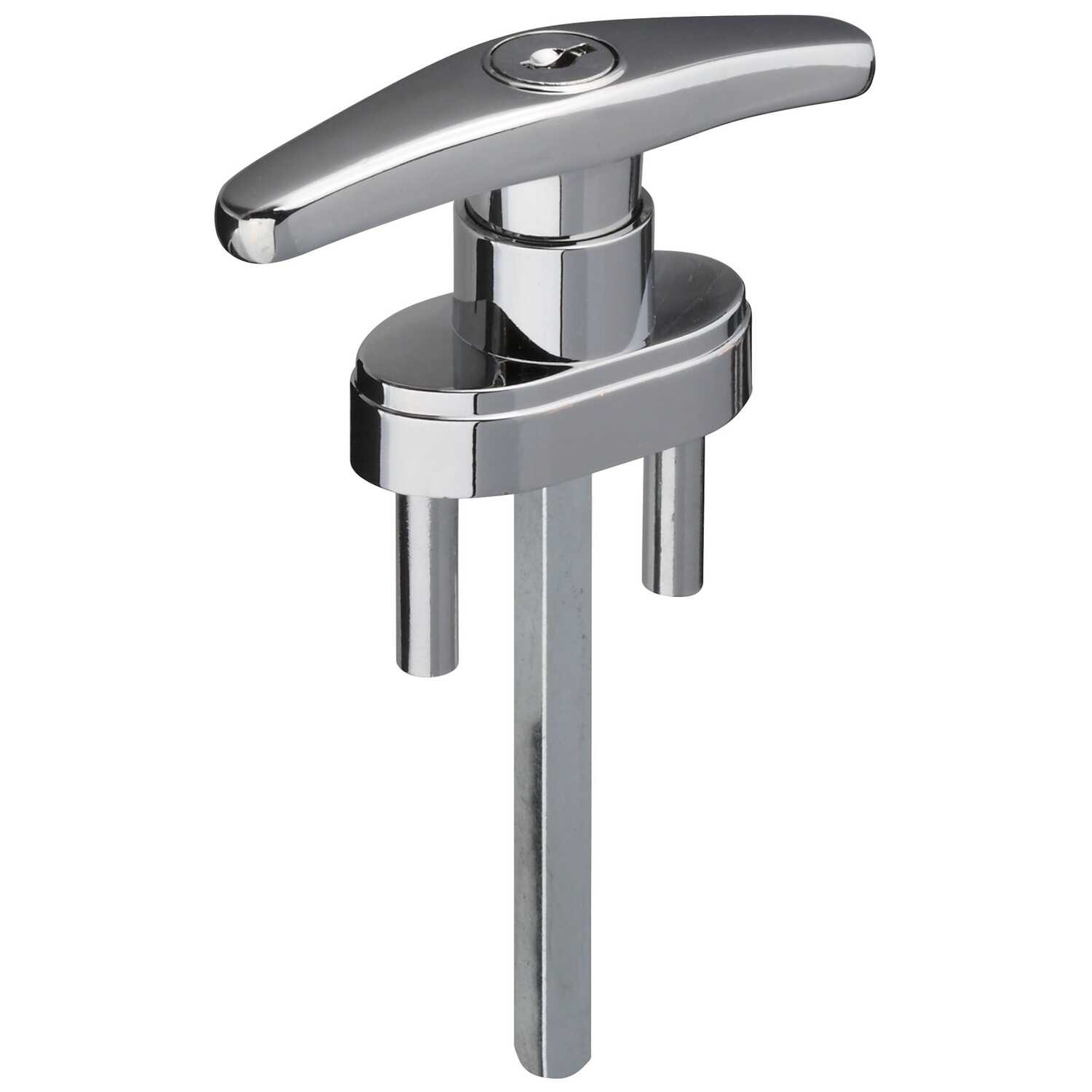 National Hardware  3-61/64 in. W x 5-3/4 in. L Steel  T Handle