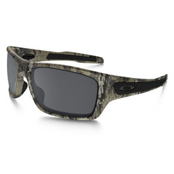 Oakley  SI Turbine  Black/Desolve Bare Camo  Sunglasses