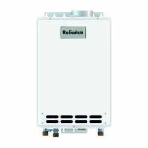 Reliance  Propane  Tankless Water Heater  20-1/2 in. H x 6-11/16 in. L x 13-13/16 in. W