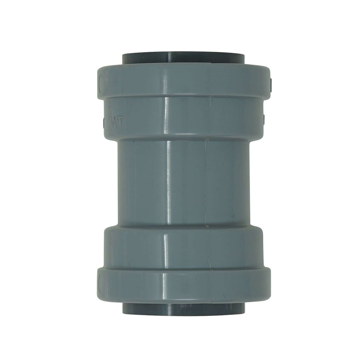 SimPush  3/4 in. Dia. PVC  Quick Connect Coupling  For PVC 1 pk