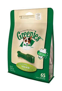 Greenies  Mint  Dog  Chews  65 pk 18 oz.