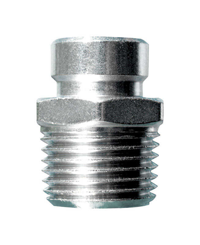 ACE  1/2 in. Compression   x 1/2 in. Dia. Male  Brass  Adapter