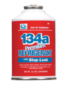 Quest  R134a  Air Conditioner Refrigerant  12.3 oz.
