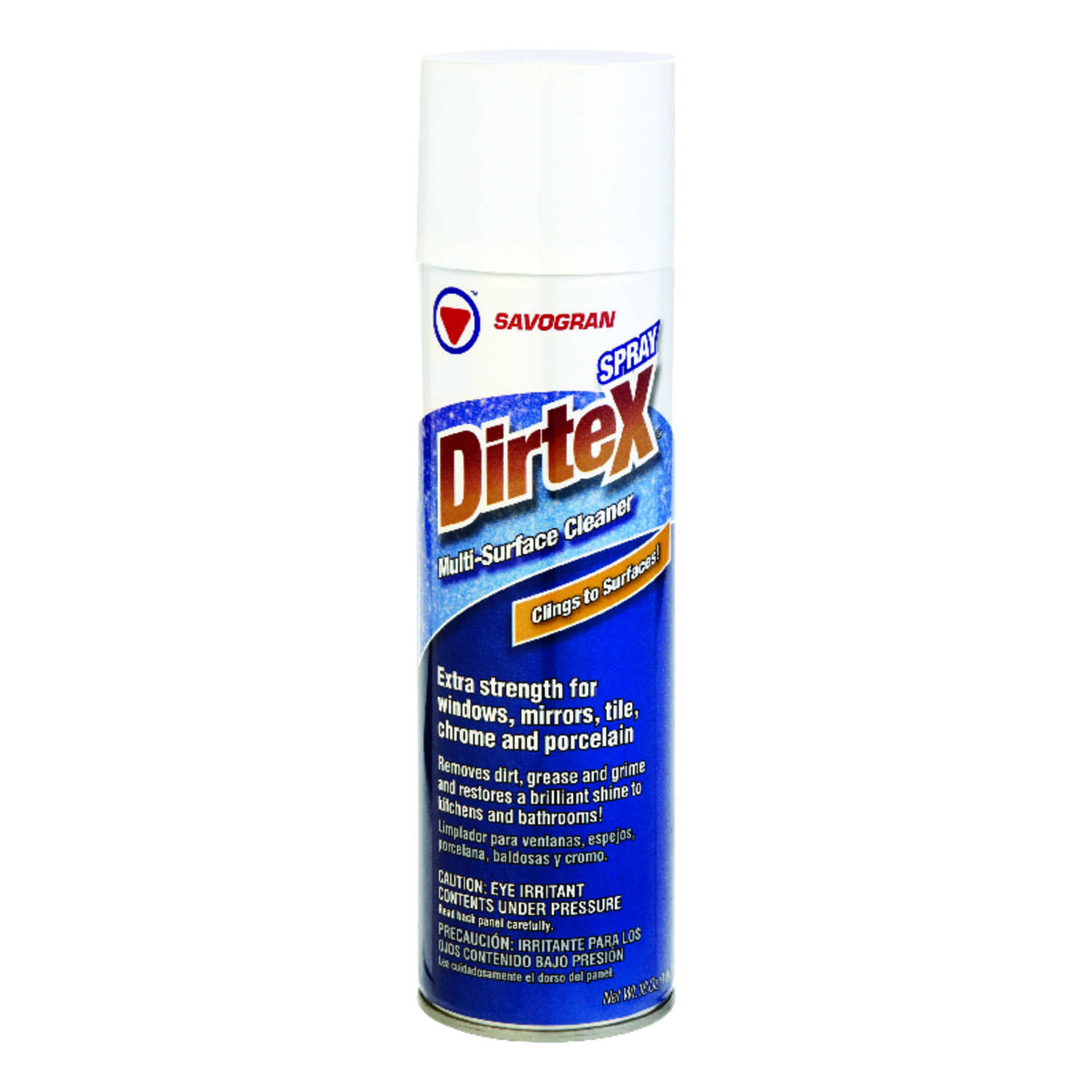 Savogran  Dirtex  No Scent All Purpose Cleaner  18 oz. Liquid