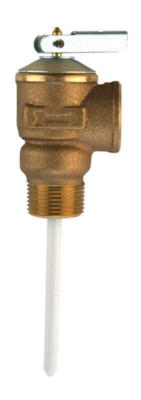 Cash Acme  Temperature and Pressure Relief Valve