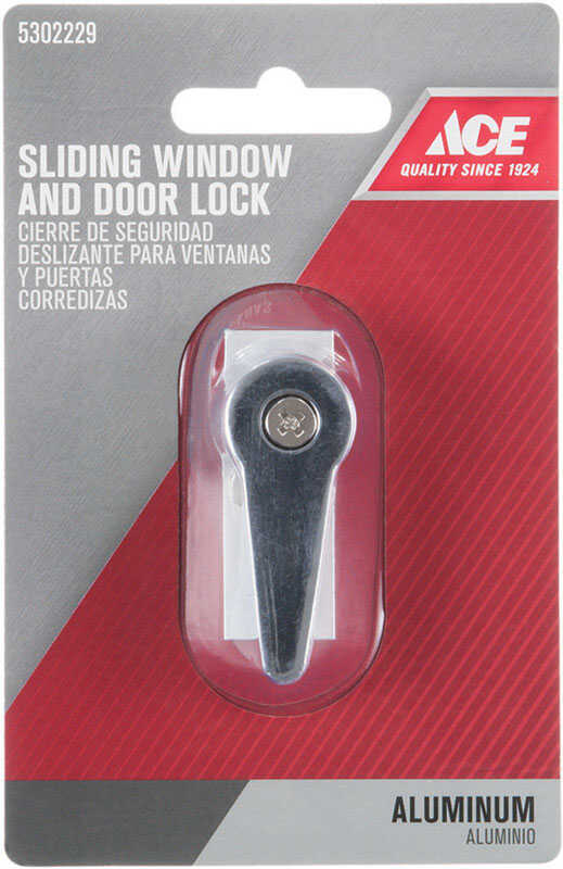 Ace  Door and Window Lock  Aluminum