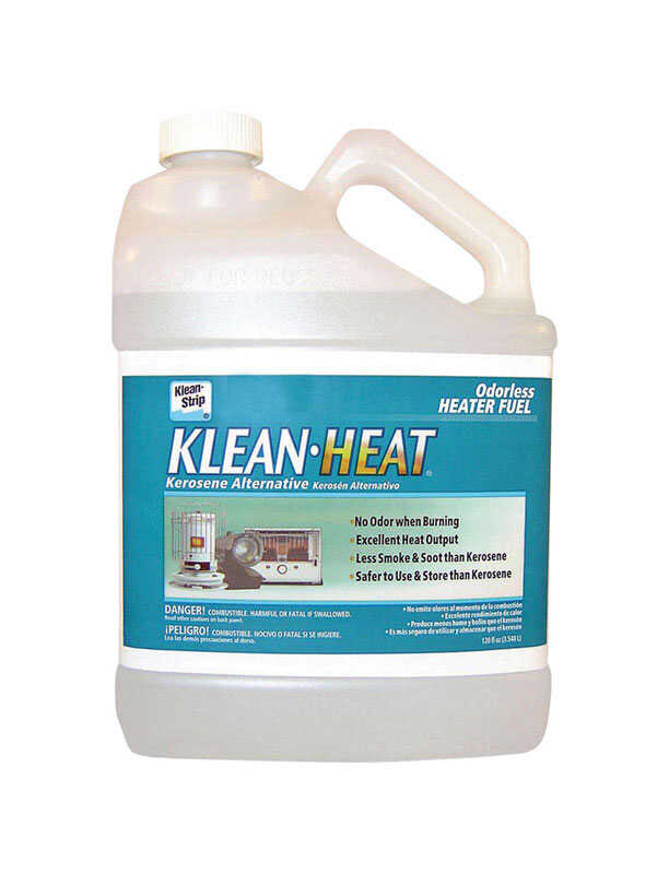 Klean Strip  Kerosene Alternative  For Lamps/Stoves 128 oz.