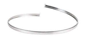 Selkirk  8 in. Stainless Steel  Stove Pipe Locking Band