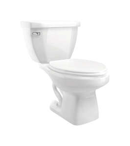 Cato  Terra  Elongated  Complete Toilet  1.3 gal. ADA Compliant White