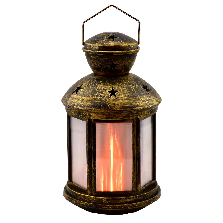 Shawshank Ledz Led Plastic Flameless Lantern Assorted Ace Hardware