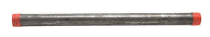 B&K Mueller  1-1/4 in. Dia. x 24 in. L Black  Steel  Pre-Cut Pipe