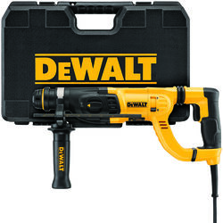 DeWalt  1 in. Keyless  Corded Combination Hammer Drill  Kit  8 amps 1500 rpm