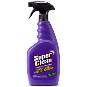 Super Clean  Citrus Scent Cleaner and Degreaser  32 oz. Liquid