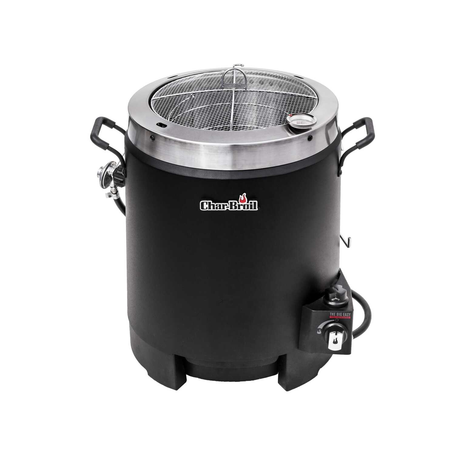Char-Broil  Stainless Steel  Oil-less Turkey Fryer  35 lbs. oz.