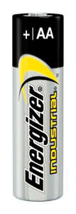 Energizer  Industrial  AA  Alkaline  Batteries  1.5 volts 24 pk Boxed