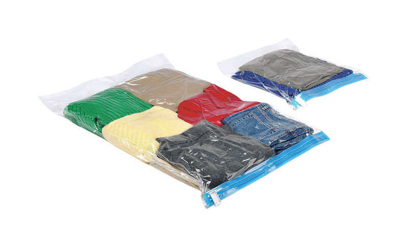 Whitmor  Combo Pack Vacuum Sealed  Storage Bag  1
