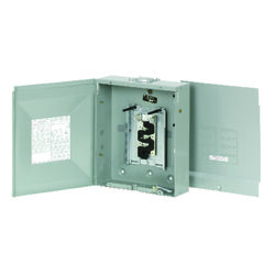 Eaton 125 amps 120/240 volt 6 space 12 circuits Surface Mount Main Lug Load Center
