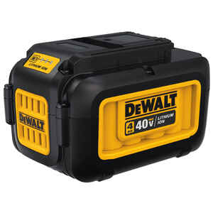 DeWalt  40V MAX  40 volt 4 Ah Lithium-Ion  Battery Pack  1 pc.