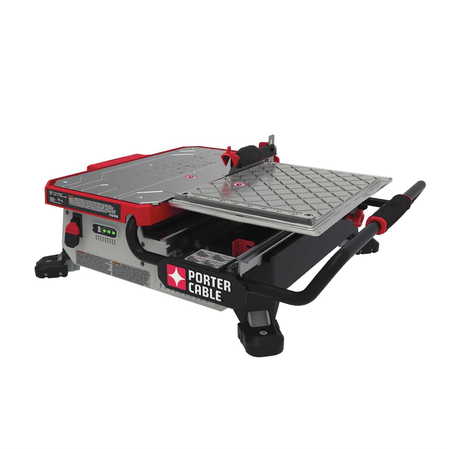 Porter Cable  20V MAX  7 in. Cordless  Table Top  Wet Tile Saw  20 volt 2800 rpm