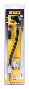 DeWalt  12 in. Multi-Material  Bit Extension  1/4 in. Quick-Change Hex Shank  1 pc.