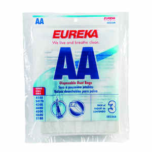 Eureka  Vacuum Bag  For Fits Eureka model no. 4351DT and all Series 4300 & 4400, 4335BT, 4351AT and