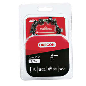 Oregon  18 in. L 74 links Chainsaw Chain