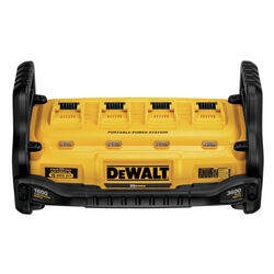 DeWalt  20 volt Lithium-Ion  Portable Power Station  1 pc.