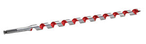Milwaukee  7/8 in. Dia. x 18 in. L Ship Auger Bit  Hardened Steel  1 pc.