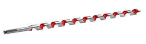 Milwaukee  7/8 in. Dia. x 18 in. L Ship Auger Bit  7/16 in. Hex Shank  1 pc.