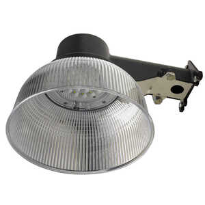 Honeywell  Dusk to Dawn  Plug-In  Bronze  Security Light