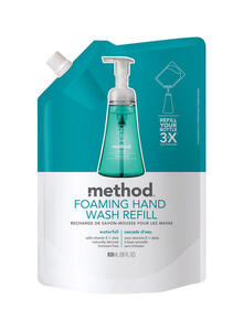 Method  Pleasant Scent Foam Hand Soap  32 oz.