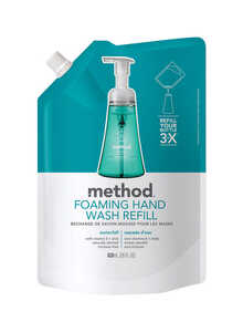 Method 28 oz. Foam Hand Wash Pleasant Scent Refill