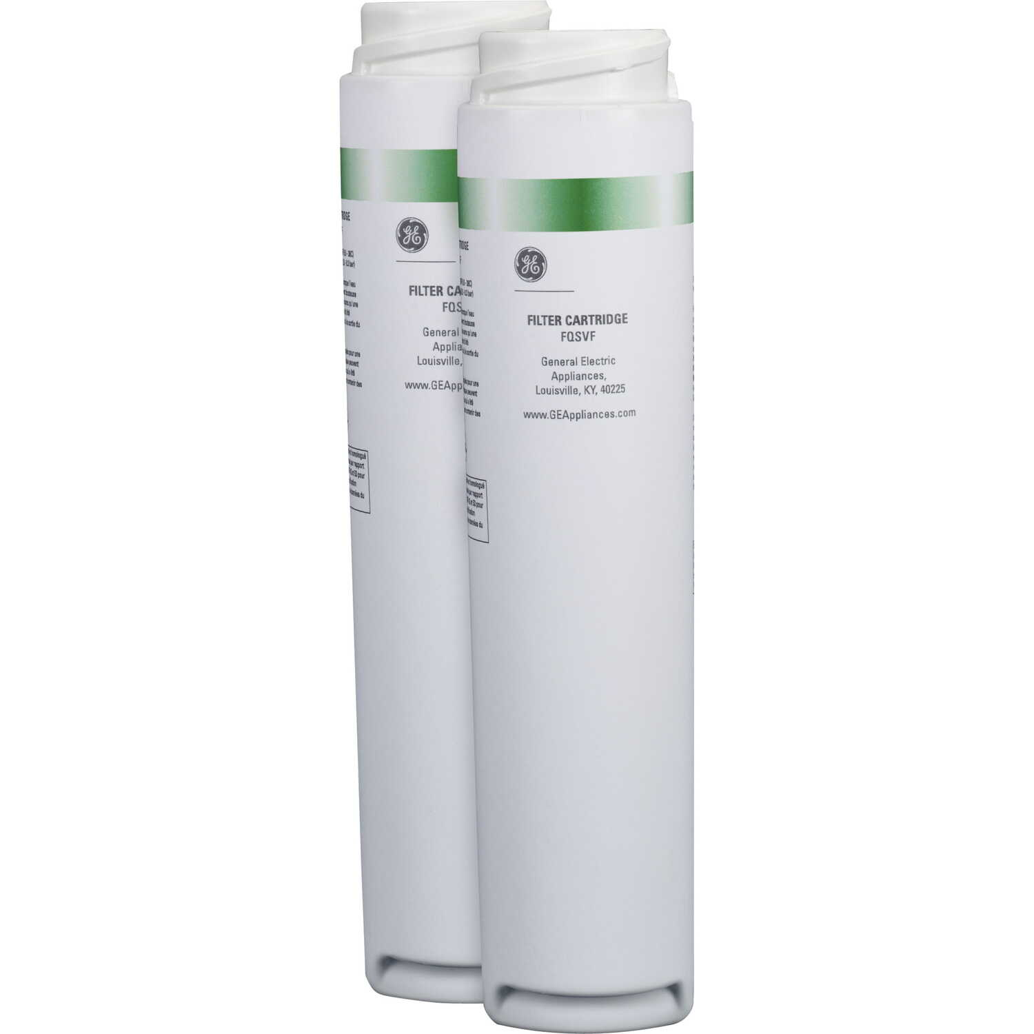 GE Appliances  Dual Stage Drinking Water  Replacement Water Filter  For Whole House 160 gal.