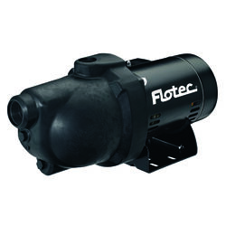 Flotec  3/4 hp 720 gph Thermoplastic  Shallow Well Pump