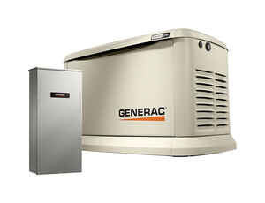 Generac  Guardian Series  22 watts Generator  22 kW